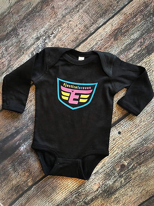 SuperEvee Long-Sleeved Onesie