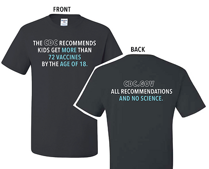 CDC Recommendation Tee