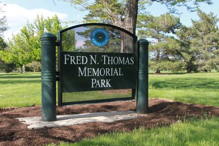 Fred N. Thomas Memorial Park