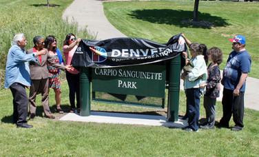 Carpio Sanguinette Park