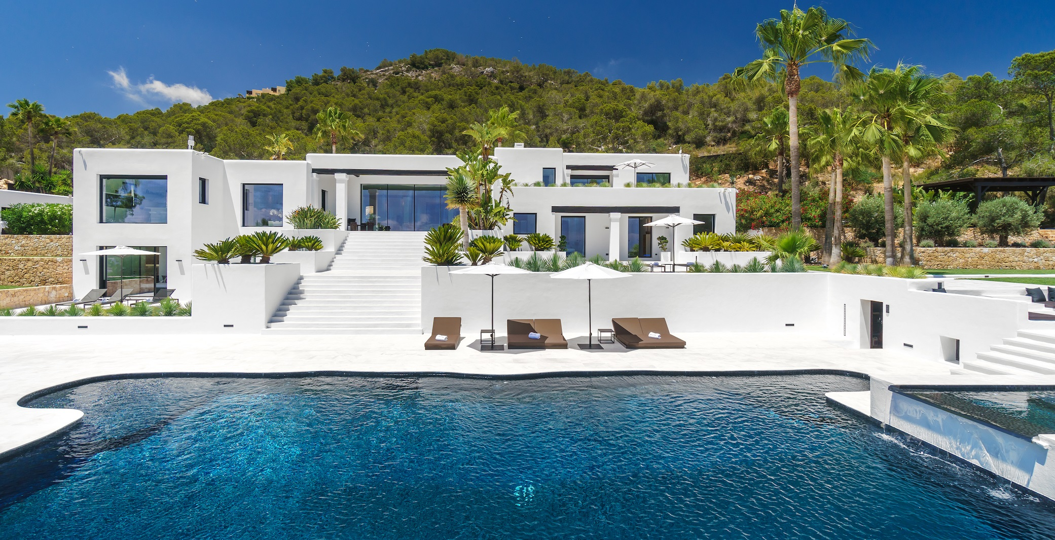 Luxury Villa Ibizasense Rent A Luxury Villa And Car In Ibiza Spain