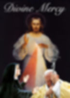 St. Pope John Paul II - A gift of Divine Mercy