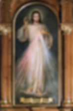 Divine Mercy Image - Hyla Version