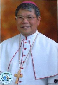 Bishop +Jose Oliveros, D.D.