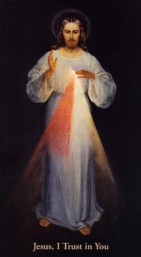 Divine Mercy - Vilnius Image