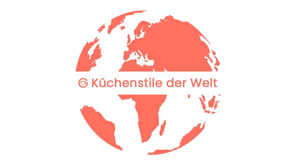 Küchenstile der Welt, Regionalküche, Regionale Küche, Nationalküche