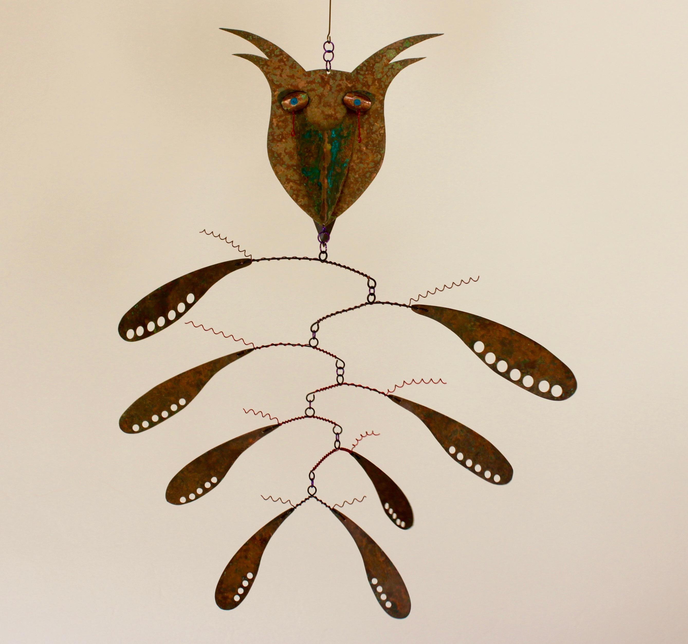 Copper Raven 1