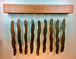 Copper Spears