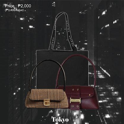 Tokyo gift bag
