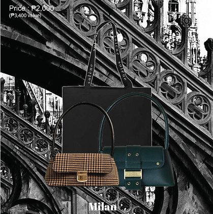 Milan gift bag