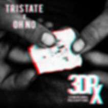 Tristate X OH NO 3DRX album cover