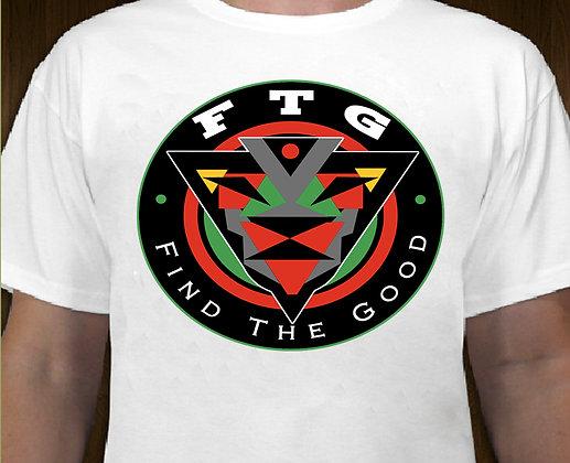 FTG Logo T (White)