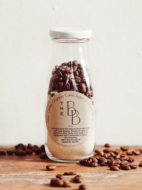 Coffee Simple Syrup