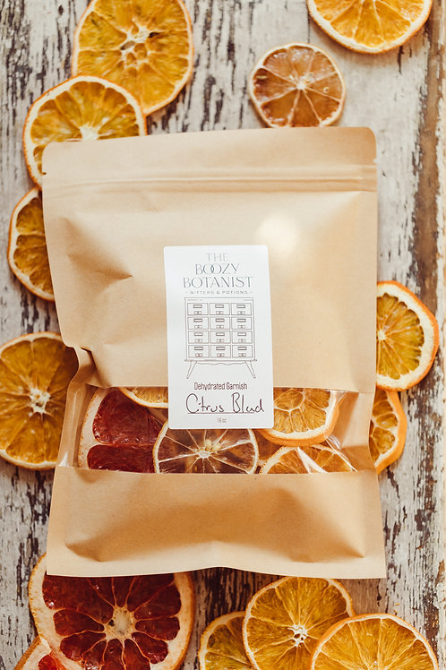 Dehydrated Citrus Blend