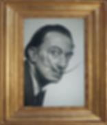 Portrait Dali