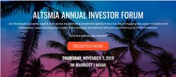 ALTSMIA 2019 Invitation