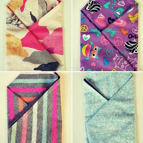 Bandanas-Classic Tie On Style (Click for Design Range)