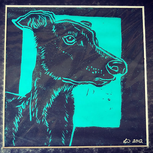 Greyhound Prints (Click for Design Range)