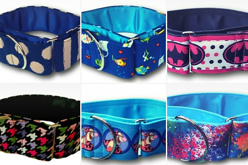 50mm Martingale Collars-Collars by Christine [Click for Design Range]