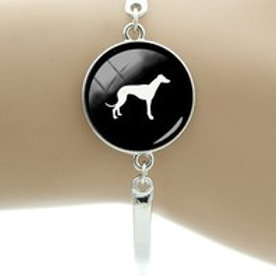 Greyhound Bracelets- Gold or Silver Colour