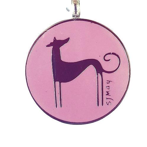 Pet Tag / Hooman Pendant (Click for Colour Range)