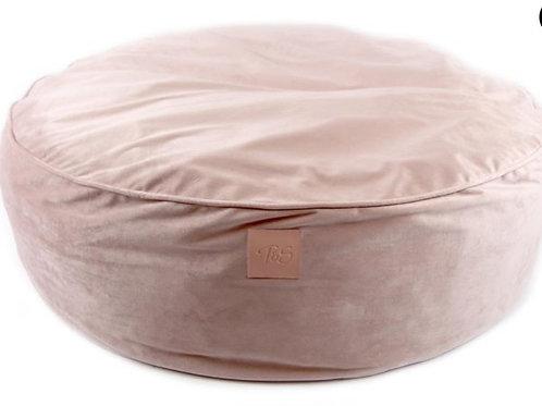 Plush Cosy Bed - Blush Pink