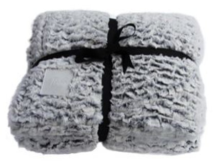 Cloud Blanket/Throw Grey