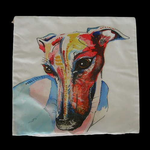 Cushion Cover Watercolour