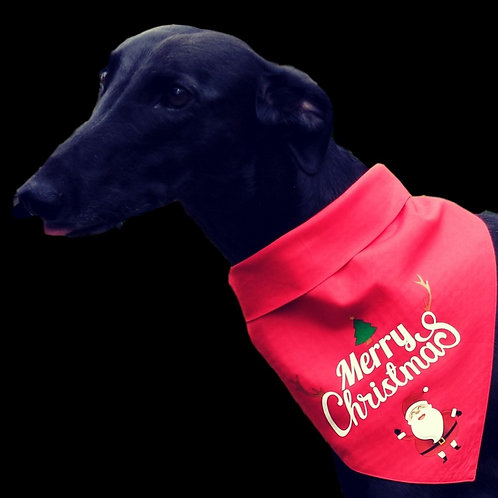 Christmas Bandana (Click for Design Range)