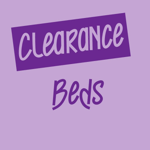 Clearance - Beds