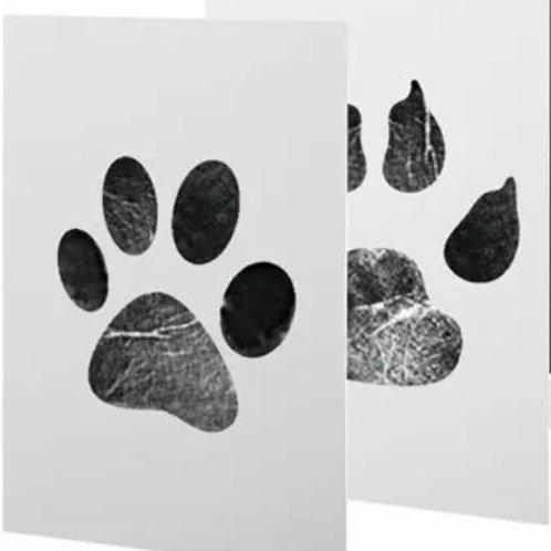 Keepsake No Touch Paw Print Inkpads