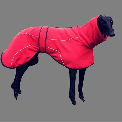 S, M, L :Double Polar Fleece Hooded (Click for Design Range)
