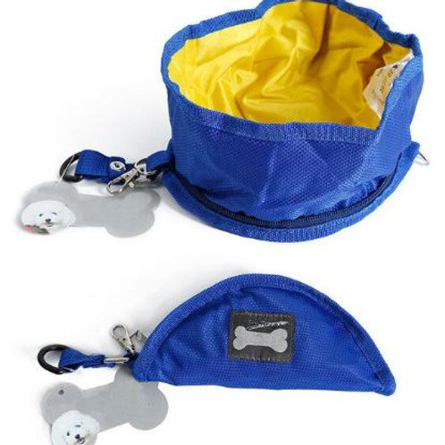 Collapsible Bowl -Portable Food Container (Click for Colour Range)