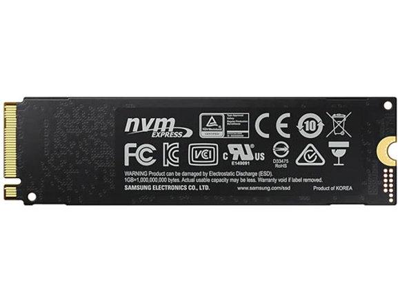 כונן Samsung 970 EVO Plus NVMe M.2 250GB SSD