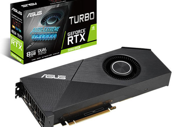 Asus Turbo GeForce RTX 2060 SUPER EVO 8GB GDDR6