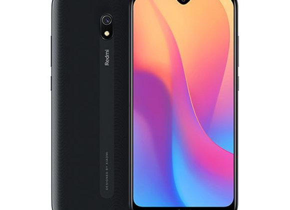 סמארטפון Xiaomi Redmi 8A 32GB בצבע שחור - שנתיים אחריות