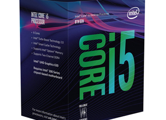 מעבד Intel® Core™ i5-9400F Coffee Lake Box