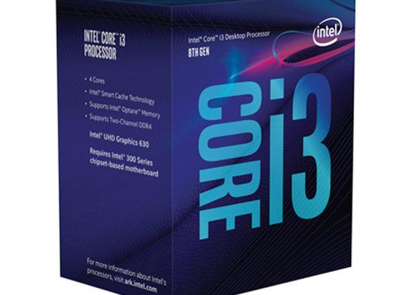 מעבד Intel Core i3-9100F Coffee Lake Box