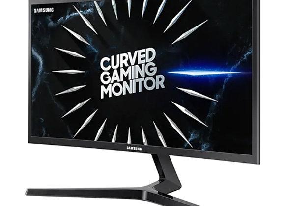 """מסך מחשב גיימינג קעור """"23.5 Samsung Curved 144Hz C24RG50FQM"""