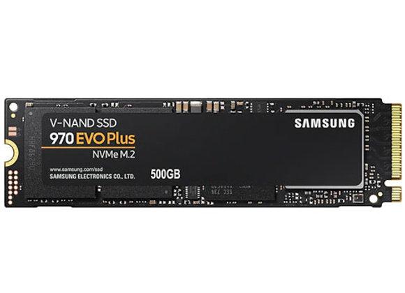 כונן Samsung 970 EVO Plus NVMe M.2 500GB SSD