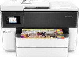 מדפסת HP אופיסג'ט OJ Pro 7740 WF AiO