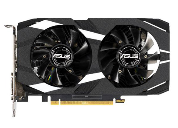 ASUS Nvidia GeForce GTX1650 DUAL OC 4GB