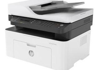 מדפסת ליזר HP Laser MFP 137fnw