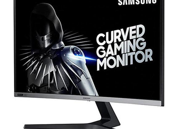 "מסך מחשב גיימינג קעור ""27 Samsung LED Curved 240Hz C27RG50FQM"