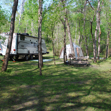 Lower Campground