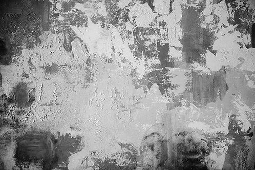 Fundo Fotografico Tecido Helanca Light - Textura Parede Cinza