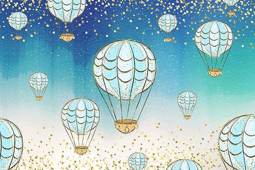 Fundo Fotográfico em Tecido Helanca Light -Balão