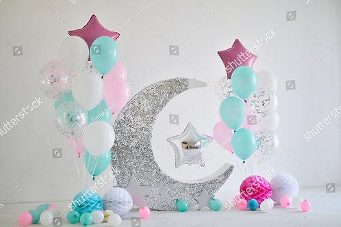 Fotográfico em Tecido Helanca Light- Smash The Cake