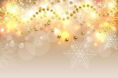 Fundo Fotográfico em Tecido Helanca Light - Ano Novo -