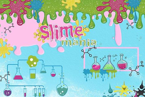 Fundo Fotográfico em Tecido Helanca Light - Slime